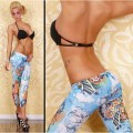 Tattoo legging